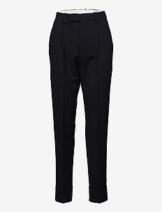 Alto Trouser - straight leg trousers - black