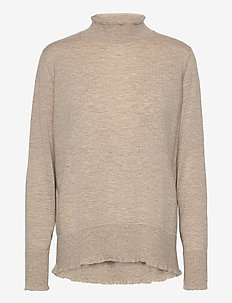 Osaka Sweater - gensere - beige mel