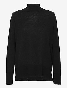 Osaka Sweater - neulepuserot - black
