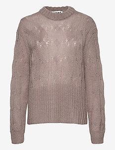 Trust Sweater - trøjer - mushroom
