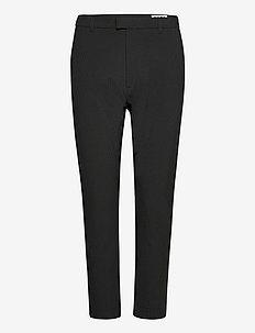 Krissy Edit Trousers - suorat housut - grey check