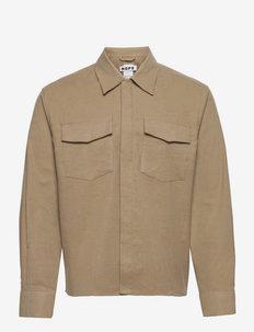 Sight Shirt - kleding - taupe