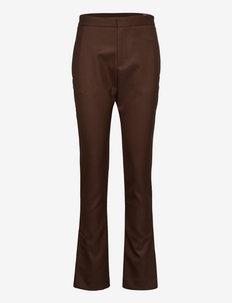 Move Trousers - broeken med straight ben - brown