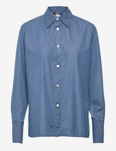 Dig Shirt - chemises en jeans - blue denim