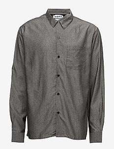 Walk Shirt - GREY STRIPE