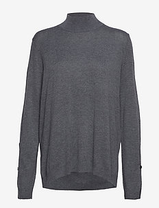 Rio Sweater - GREY MEL