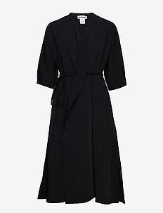 Tribe Dress - BLACK