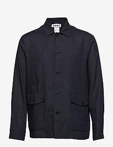 Shirt Jacket - DK BLUE