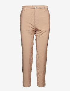 Krissy Trouser - slim fit broeken - pink sand