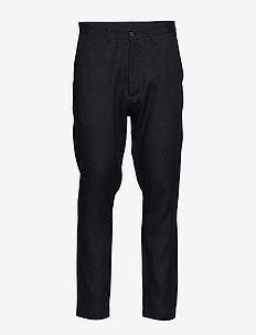 Kris Suit Trouser - DK BLUE