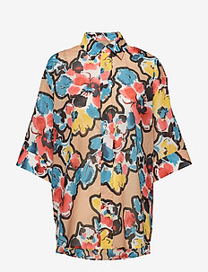 Deco Shirt - PAINTED FLOWER