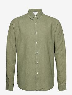 Air Clean Shirt - KHAKI GREEN