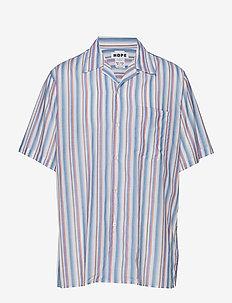 Camp Shirt - MULTI STRIPE