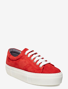 Sam Sneaker Wom - matalavartiset tennarit - red