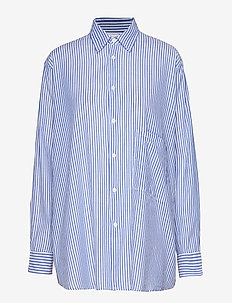 Elma Shirt - BLUE STRIPE