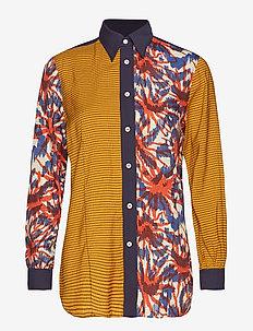 Caba Shirt - PATCHWORK