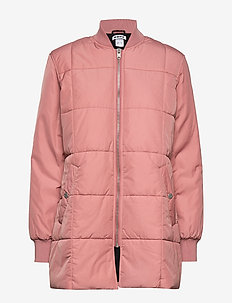 Abbey Jacket - bomber jacks - pink