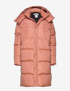 Duvet Coat - dunkåper - pink