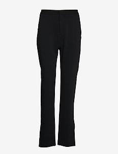 Move Trousers - slim fit spodnie - black