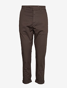 News Trousers - BROWN