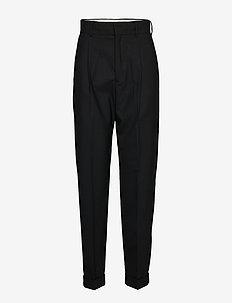 Star Trousers - BLACK SUIT