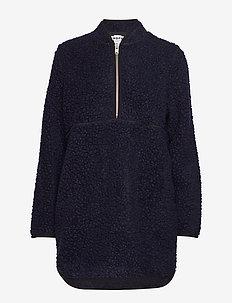 Atlas Sweater - DK NAVY
