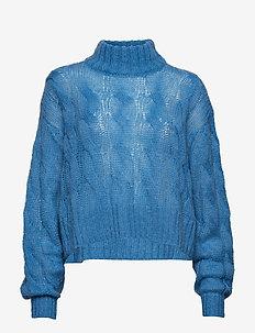 True Sweater - golfy - blue
