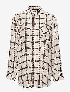 Mash Shirt - OFF WHITE CHAIN PRIN