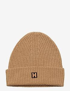 H Hat - BEIGE