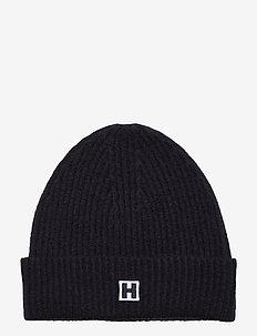 H Hat - DK BLUE