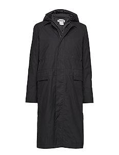 Storm Coat - BLACK