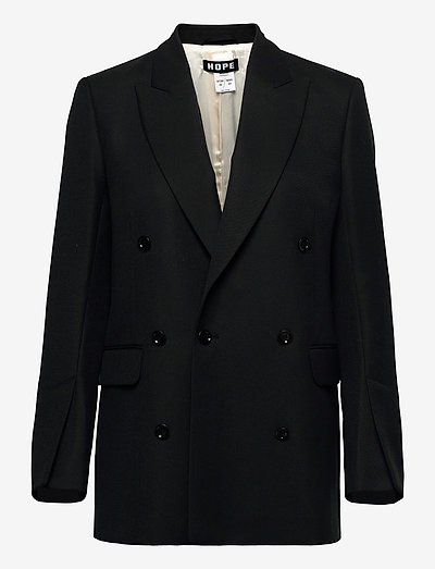 Nite Blazer - oversize blazers - black