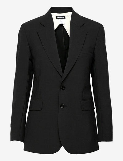 Strong Blazer - skræddersyede blazere - black suit