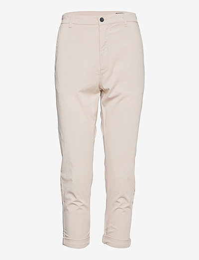 News Edit Trousers - chinos - off white