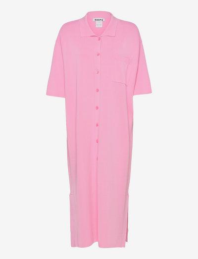 Ever Dress - skjortekjoler - pink