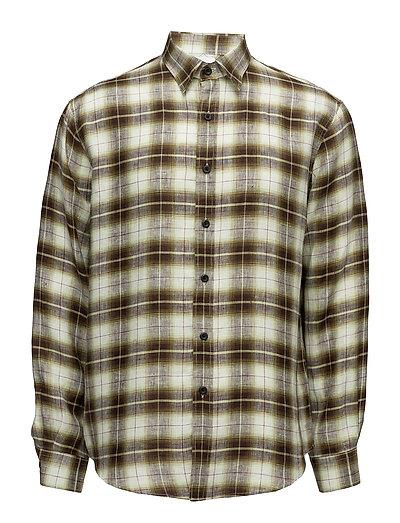 Soft Shirt - YELLOW CHECK