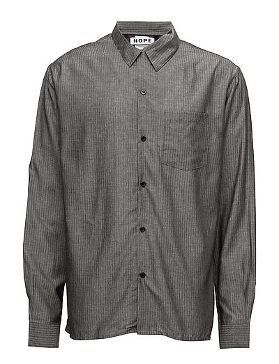 Walk Shirt - GREY STRIPE