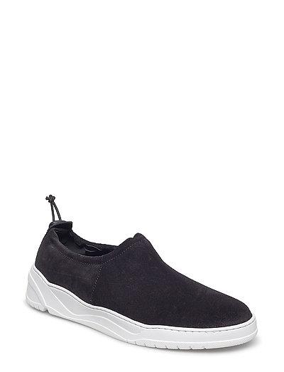 Moccasin Sneaker - BLACK