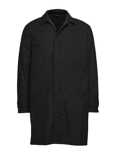Double Coat - BLACK