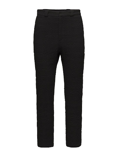 Chang Clean Trouser - BLACK