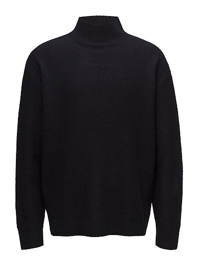 Bold Sweater - DK NAVY