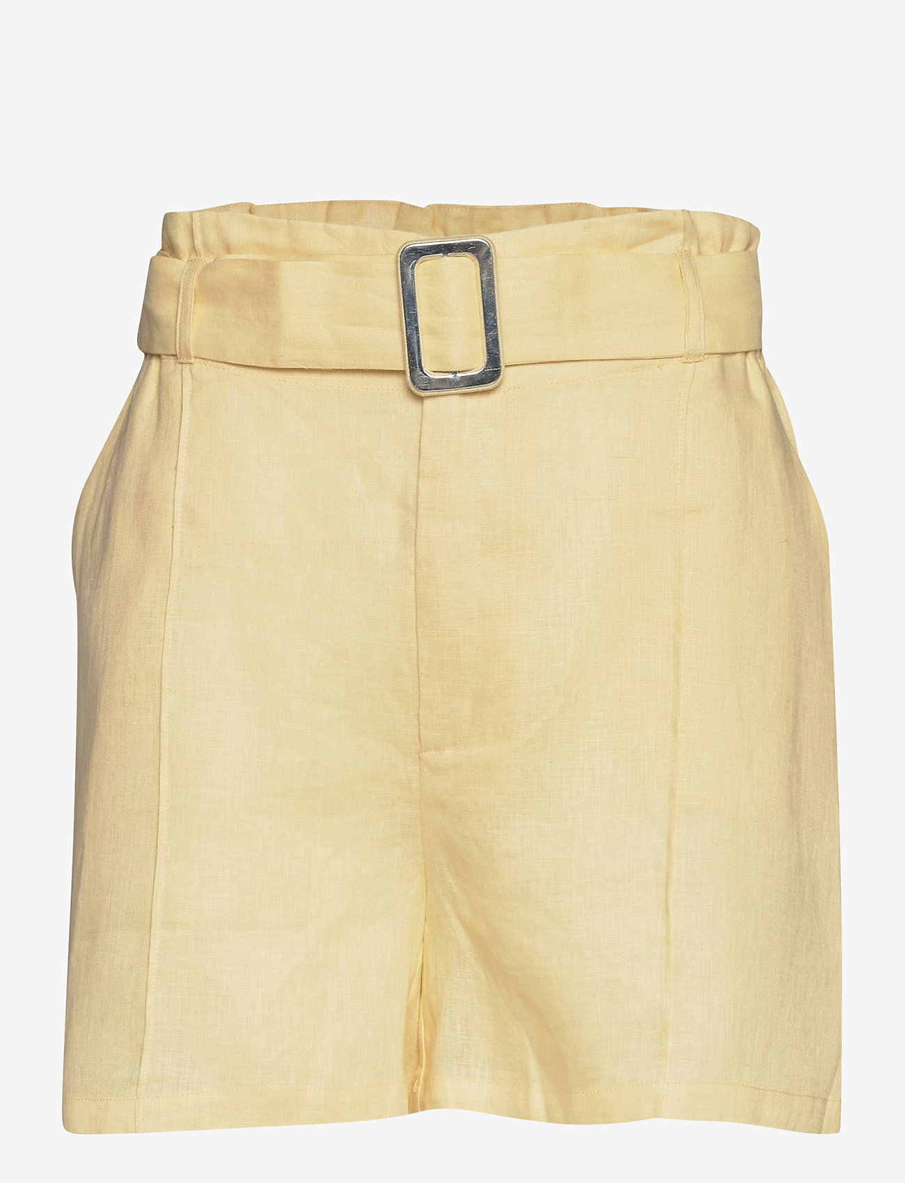 Hosbjerg - BABETTE SARAH SHORTS - shorts casual - light yellow - 0