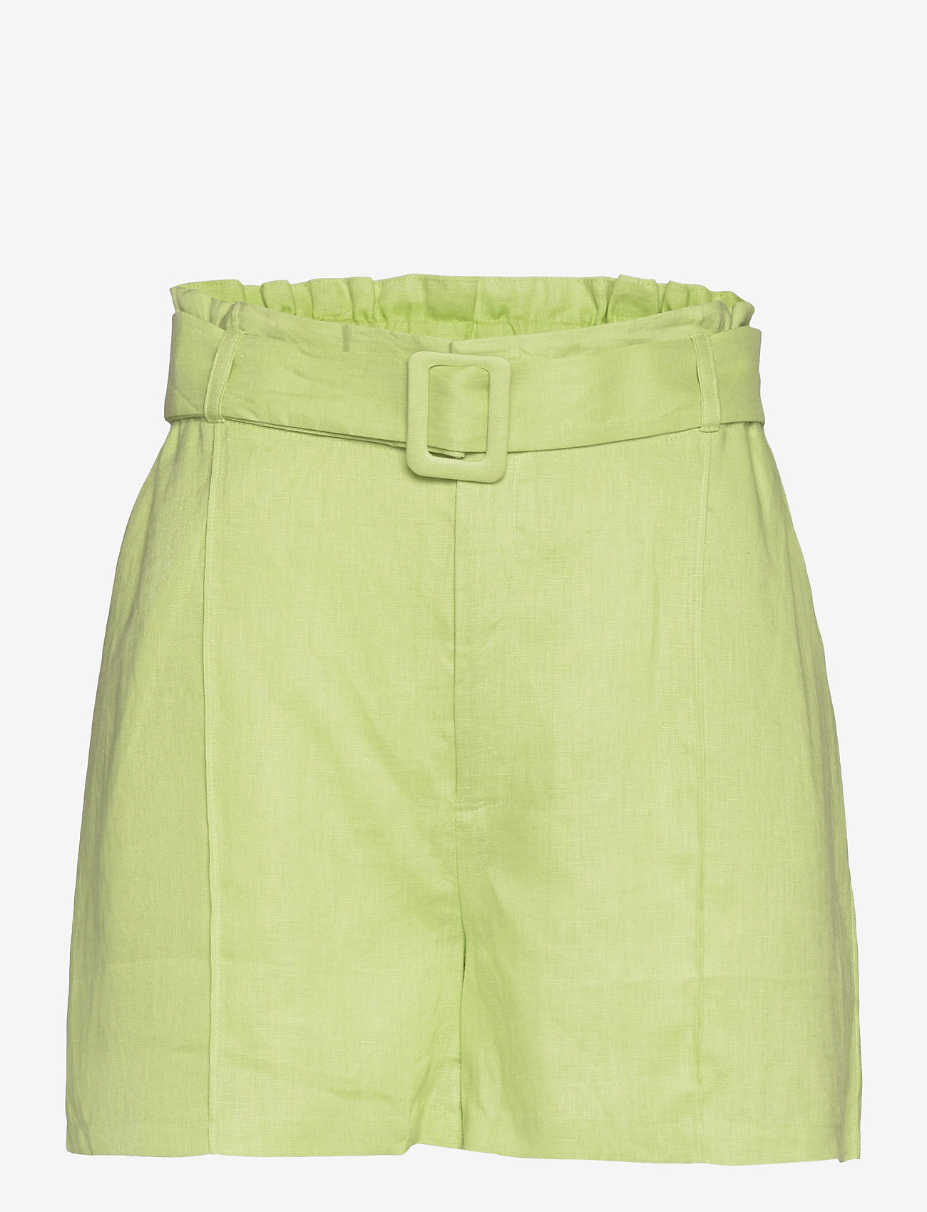 Hosbjerg - BABETTE SARAH SHORTS - shorts casual - lime - 0
