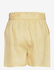 Hosbjerg - BABETTE SARAH SHORTS - shorts casual - light yellow - 1