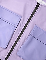 Hosbjerg - AMY BRODIE VEST - puffer vests - light purple/purple - 2