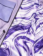 Hosbjerg - AMY BRODIE VEST - puffer vests - light purple/purple - 4