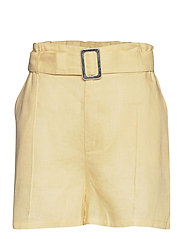 BABETTE SARAH SHORTS - LIGHT YELLOW