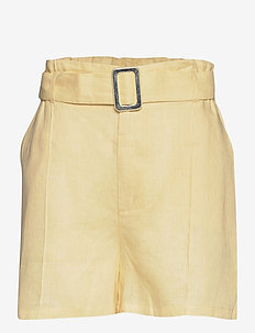 BABETTE SARAH SHORTS - shorts casual - light yellow