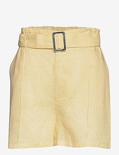 BABETTE SARAH SHORTS - casual shorts - light yellow