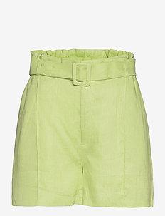 BABETTE SARAH SHORTS - casual shorts - lime